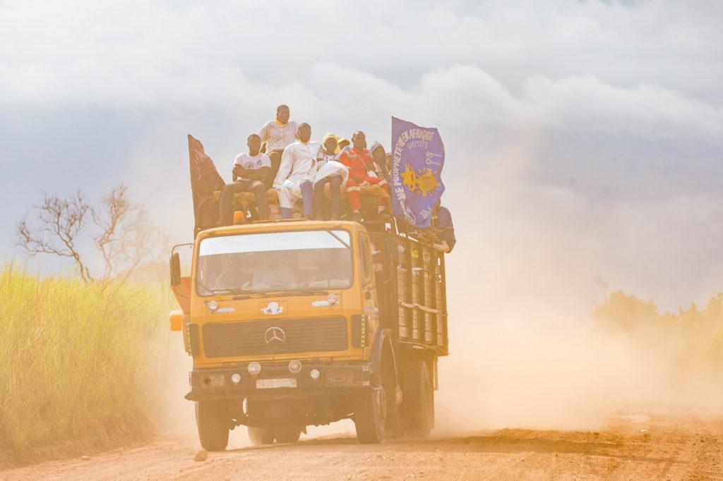 Republic Congo 2018